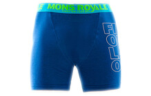 Mons Royale Men Boxer blue folo